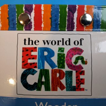 The world of Eric Carle in Full Day 4s